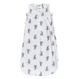 Perlimpinpin Perlimpinpin - Bamboo Muslin Nap Bag, Zebras
