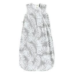 Perlimpinpin Perlimpinpin - Bamboo Muslin Nap Bag, Leaves