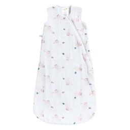 Perlimpinpin Perlimpinpin - Cotton Muslin Nap Bag, Jellyfish