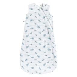 Perlimpinpin Perlimpinpin - Cotton Muslin Nap Bag, Fish