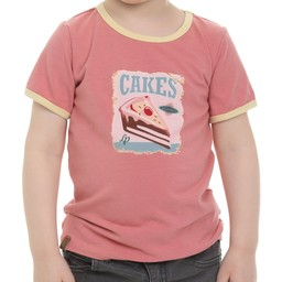 L&P L&P - Cakes Shirt, Cherry