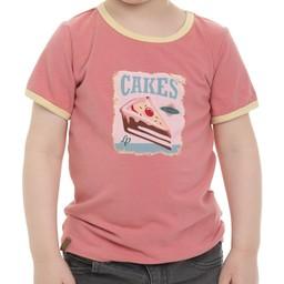 L&P L&P - Cakes Shirt, Cherry