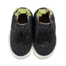 Robeez Robeez - Soft Soles Shoes, Cool & Casual, Denim