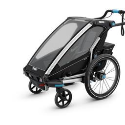 Thule Thule - Chariot Sport 1 2019/2019 Chariot Sport 1, Noir/Black