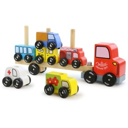 Vilac Vilac - Car Stacking Game