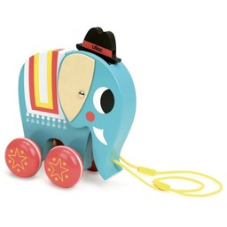Vilac Vilac -  Vito the Elephant Pull Toy