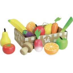 Vilac Vilac - Market Day Set of Fruit and Vegetables