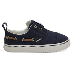 Toms Toms - Pasadena Shoes, Navy