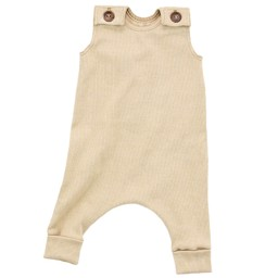 Bajoue Bajoue - Adjustable Overalls, Dune