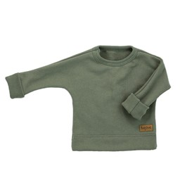Bajoue Bajoue - French Terry Sweatshirt, Savannah