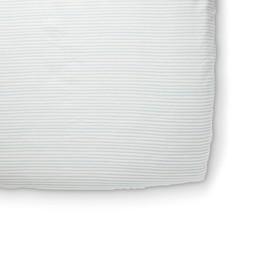 Pehr Pehr - Fitted Crib Sheet, Pebble Stripes