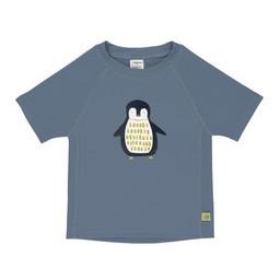 Lassig Lassïg - Chandail de Piscine Manches Courtes, Pingouins