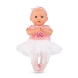 Corolle Corolle - Poupée Mon Premier Bébé Câlin Ballerine /My First Baby Ballerina Doll