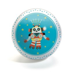 Djeco Djeco - Ballon 12 cm, Funky Robots
