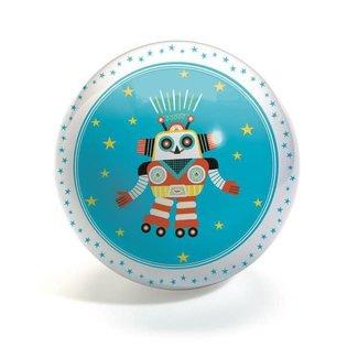 Djeco Djeco - 12 cm Ball, Funky Robots