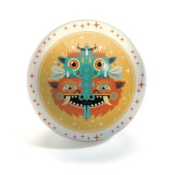 Djeco Djeco - Ballon 15 cm, Totem