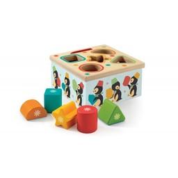 Djeco Djeco - Geo Junzo Sorting Box