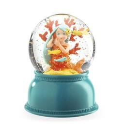 Djeco Djeco - Veilleuse Boule de Neige Sirène