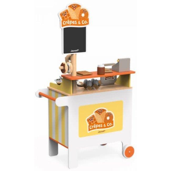 Janod Janod - Crepes & Co Waffle House