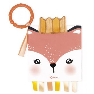 Kaloo Kaloo - Activity Book, The Angry Fox