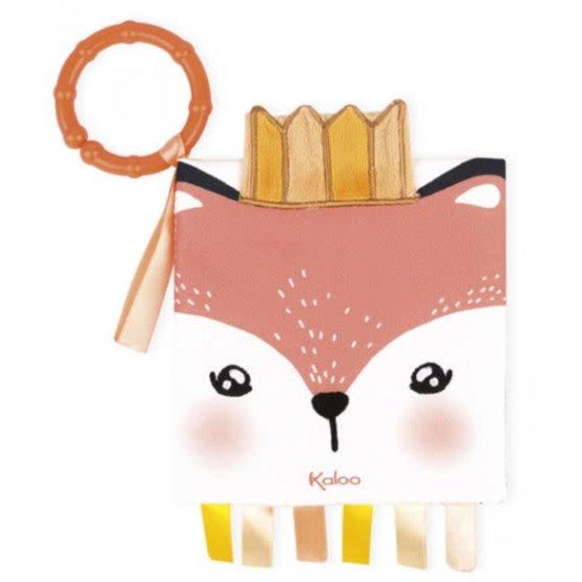 Kaloo Kaloo - Activity Book, The Angry Fox