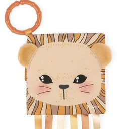 Kaloo Kaloo - Activity Book, The Curious Lion