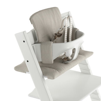 Stokke Organic Cotton Cushion For Tripp Trapp High Chair