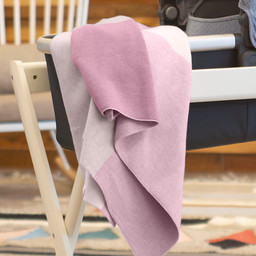 UPPAbaby Uppababy - Cozy Knit Blanket, Pink