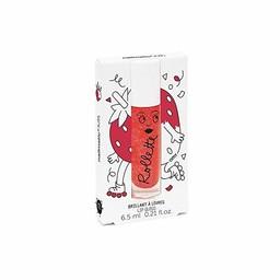 Nailmatic Nailmatic - Brillant à Lèvres Rolette, Fraise Rouge