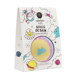 Nailmatic Nailmatic - Coloring and Soothing Bath Bomb, Galaxy