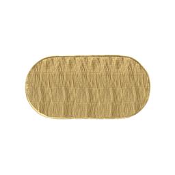 Olli Ella Olli Ella - Luxe Organic Cotton Liner for Changing Basket, Mustard