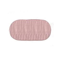 Olli Ella Olli Ella - Luxe Organic Cotton Liner for Changing Basket, Rose
