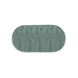 Olli Ella Olli Ella - Luxe Organic Cotton Liner for Changing Basket, Sage