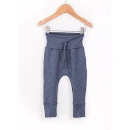 Zak et Zoé Zak et Zoé - Grow With Me Harem Pants, Blue Jeans