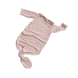 Zak et Zoé Zak et Zoe - Sleep Bag, Pink and White Lines, 0-6 months