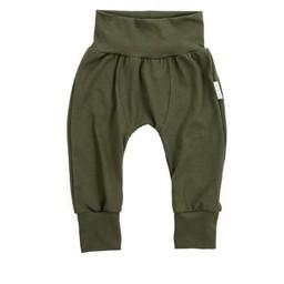 Zak et Zoé Zak et Zoé - Grow With Me Pants, Emerald Green