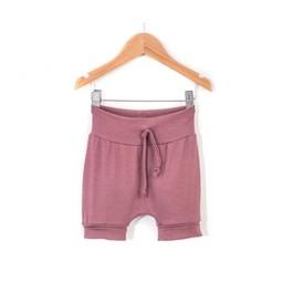 Zak et Zoé Zak et Zoé - Grow With Me Shorts, Dusty Mauve