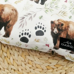 Maovic Maovic - Buckwheat Pillow, Bears