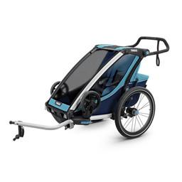 Thule Thule - Chariot Cross 1 2019, Bleu