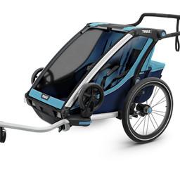 Thule Thule - Chariot Cross 2 2019, Bleu
