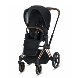 Cybex Cybex - Poussette Priam Cadre Rose Or