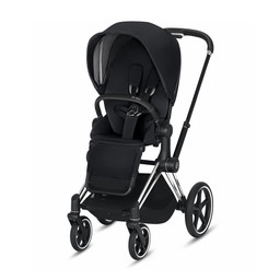 Cybex Cybex - Priam Stroller Chrome Frame Black