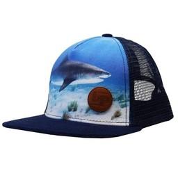 L&P L&P - Casquette Requin, Marine