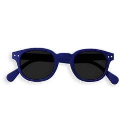 Izipizi Izipizi - Junior Retro C Sunglasses, Navy Blue
