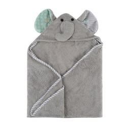 Zoocchini Zoocchini - Serviette à Capuchon pour Bébé, Elle l'Éléphant