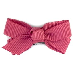 Baby Wisp Baby Wisp - Small Snap Grosgrain Chelsea Boutique Bow