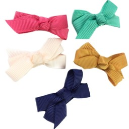 Baby Wisp Baby Wisp - 5 Pack Chelsea Boutique Bow, Chantilly