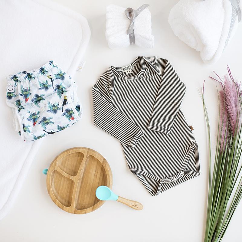 Les TOPS produits écologiques pour bébés et tout-petits