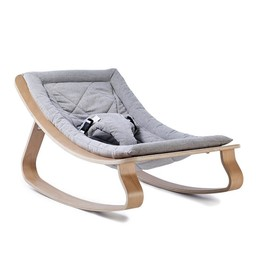 Charlie Crane Charlie Crane - Rocker Levo, Sweet Grey Cushion