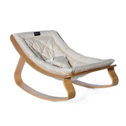 Charlie Crane Charlie Crane - Rocker Levo, Gentle White Cushion